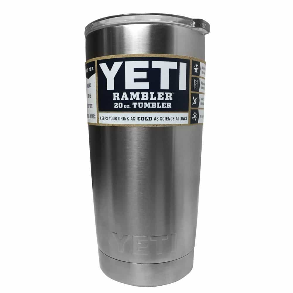 YETI Rambler Insulated Tumbler with Lid