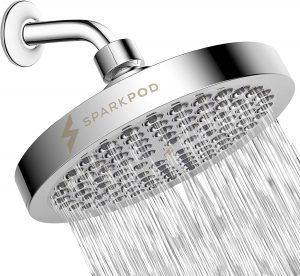 best shower head to increase water pressure