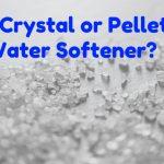 Water Softener Salt Pellets or Crystals