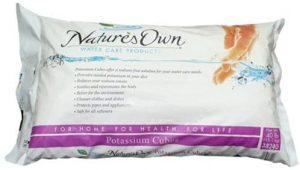 Best Water Softener Salt for Hair - Water Care